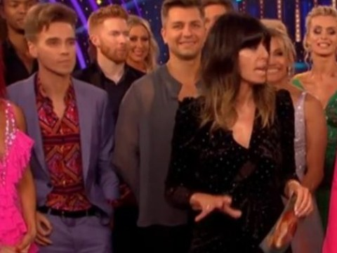 Joe Sugg's 'Circle game gesture' on Strictly Come Dancing is also a White Power symbol