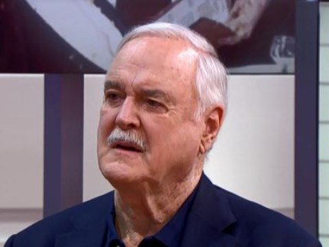 John Cleese is leaving the UK in November because he's 'fed up of corruption and awful newspapers'