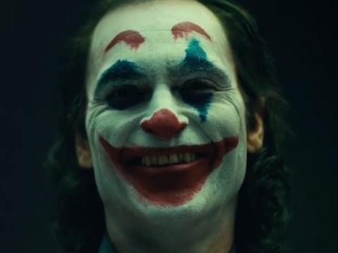 Joaquin Phoenix's Joker look revealed in new footage of actor in full make up