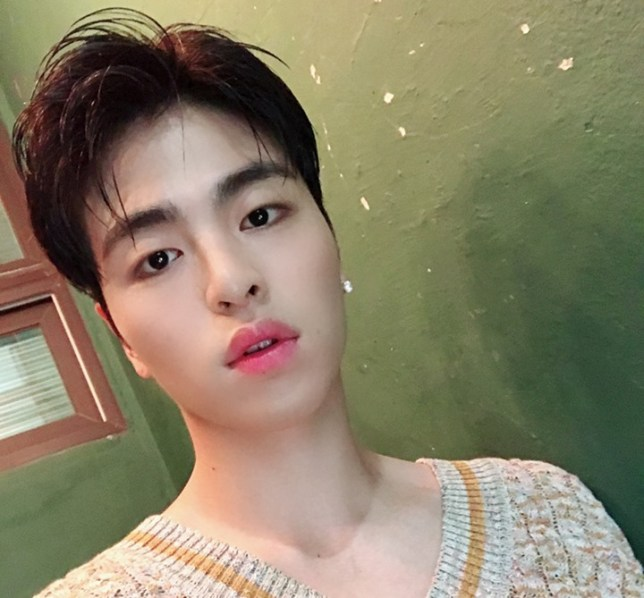 iKon's Junhoe (Picture: Instagram)