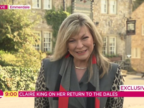 Emmerdale spoilers: Claire King reveals all on Kim Tate's return and whether she might come back again