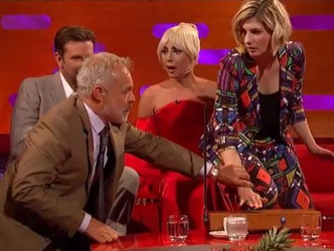 Jodie Whittaker recreates Doctor Who's iconic theme tune with the help of Lady Gaga