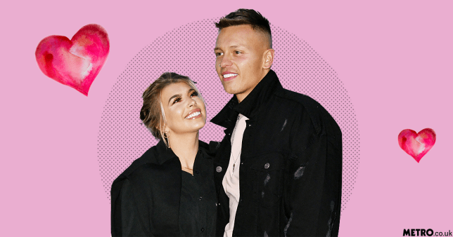Olivia Buckland and Alex Bowen become first Love Island couple to marry REX