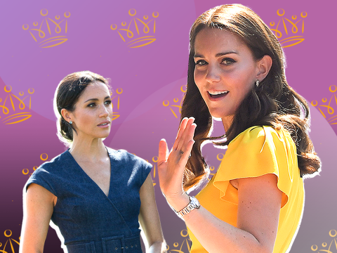 The Duchess of Cambridge has more of an influence on shoppers than Meghan Markle