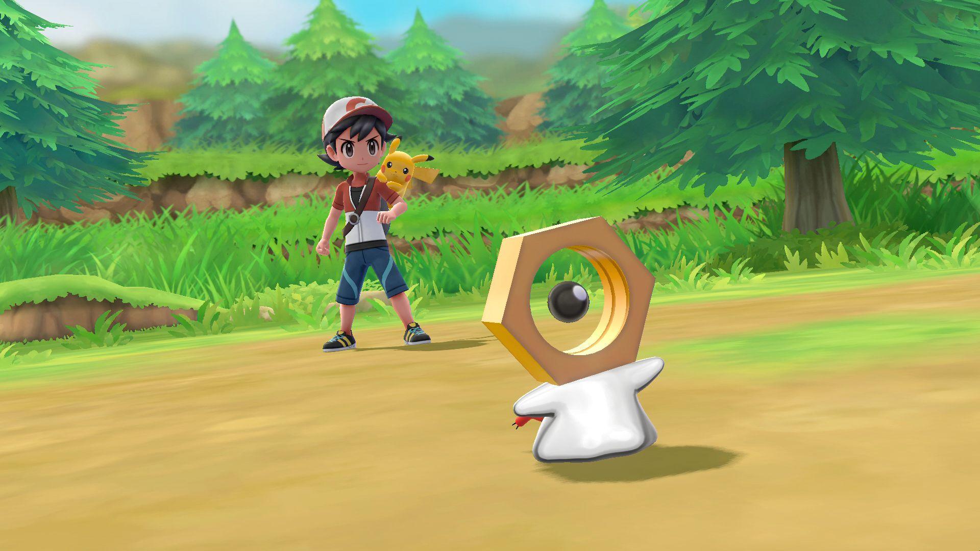 Pokémon GO reveals new pokémon Meltan – but is it gen 8?