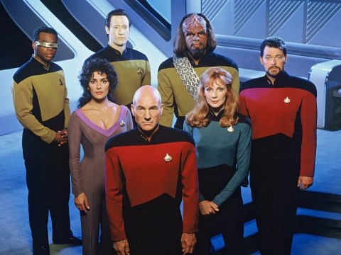 Crew of Star Trek: Next Generation reunite – but did they discuss cameos for new series?