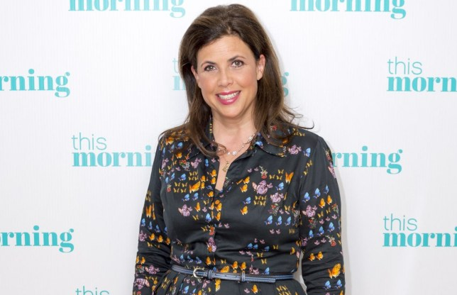 Kirstie Allsopp 'This Morning' TV show, London, UK - 06 Sep 2016 PROPERTY AND CRAFT QUEEN: KIRSTIE ALLSOPP TELLS IT LIKE IT IS! - Kirstie Allsopp might be best known as the property market guru, Kirstie tells us about this year's fair, her concerns about the lack of art in our nation's schools and why no amount of pressure will force her into walking down the aisle., but she's also the Queen of the crafting world - running her hugely successful Handmade Fair for the last 3 years. EDITORIAL USE ONLY. NO MERCHANDISING Mandatory Credit: Photo by Ken McKay/ITV/REX/Shutterstock (5892559be)