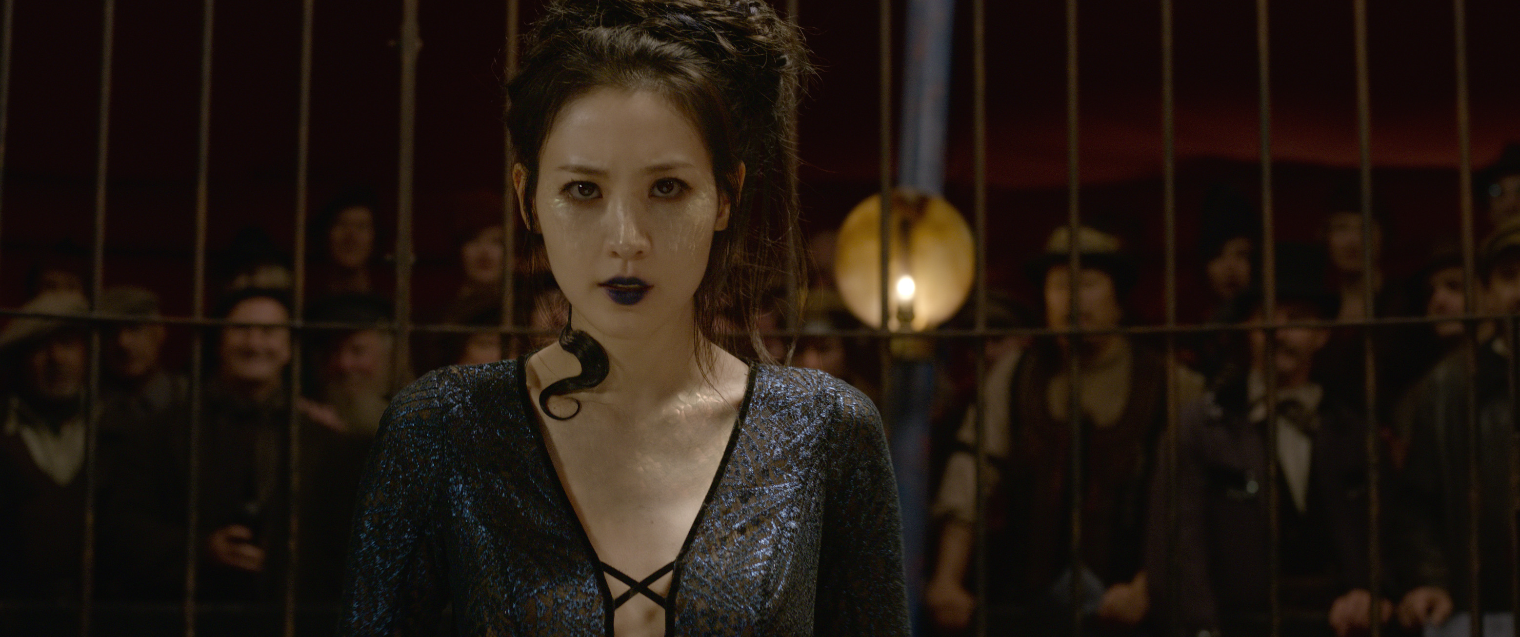JK Rowling defends casting of South Korean actress as a snake in Fantastic Beasts sequel