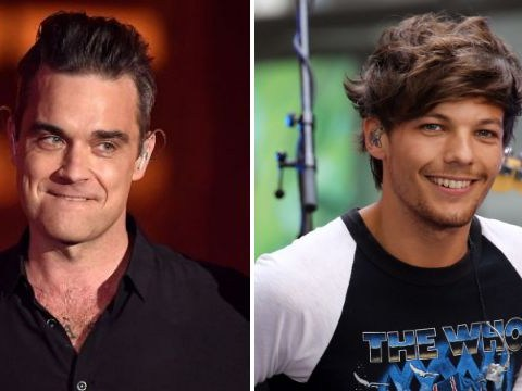 Robbie Williams and Louis Tomlinson place hefty wager on X Factor results: 'I've got quite a bit of money on this'