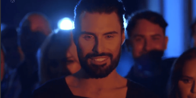 Rylan BBBOTS (Picture: Channel 5)