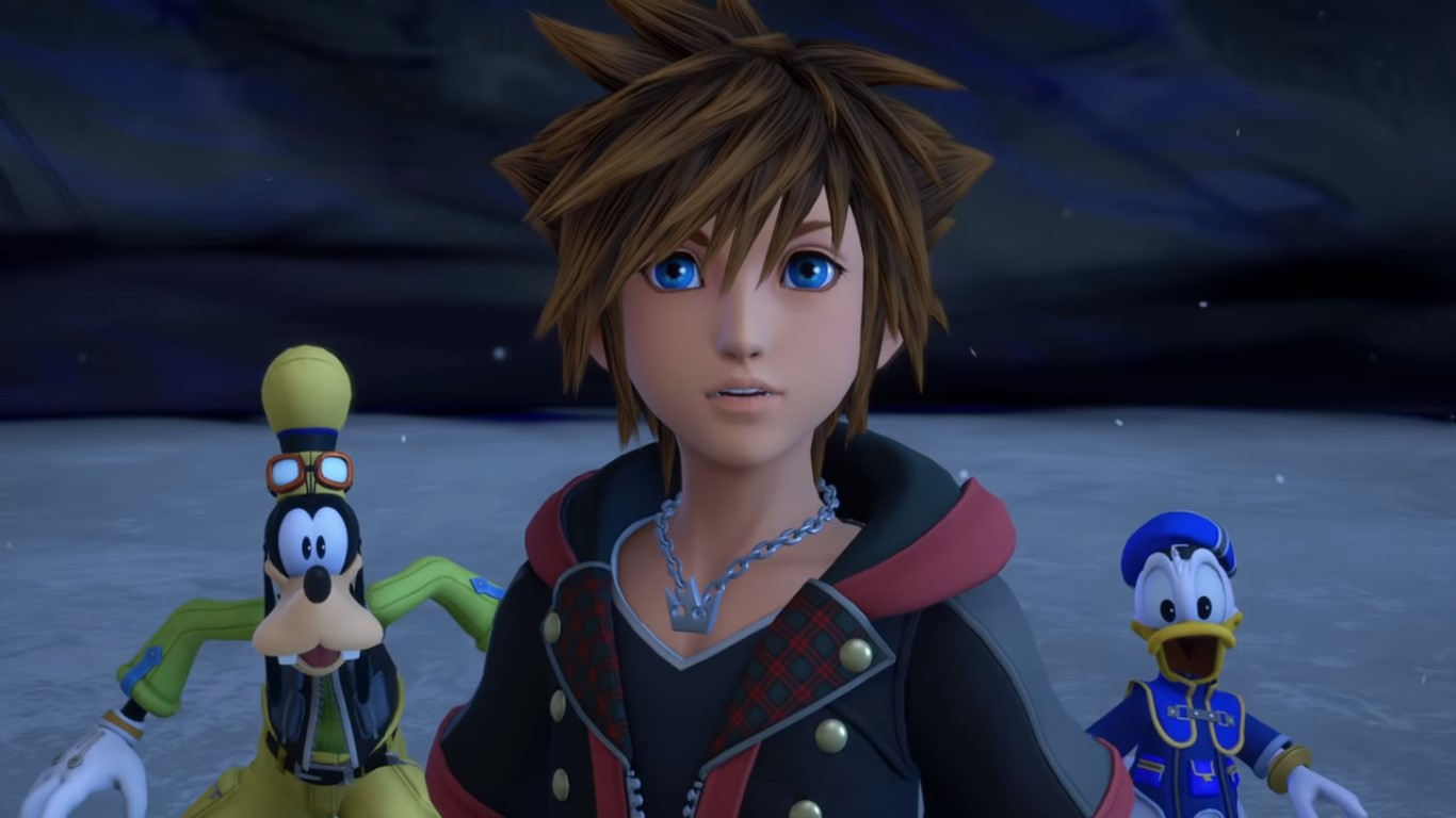 Kingdom Hearts III -looking surprisingly good