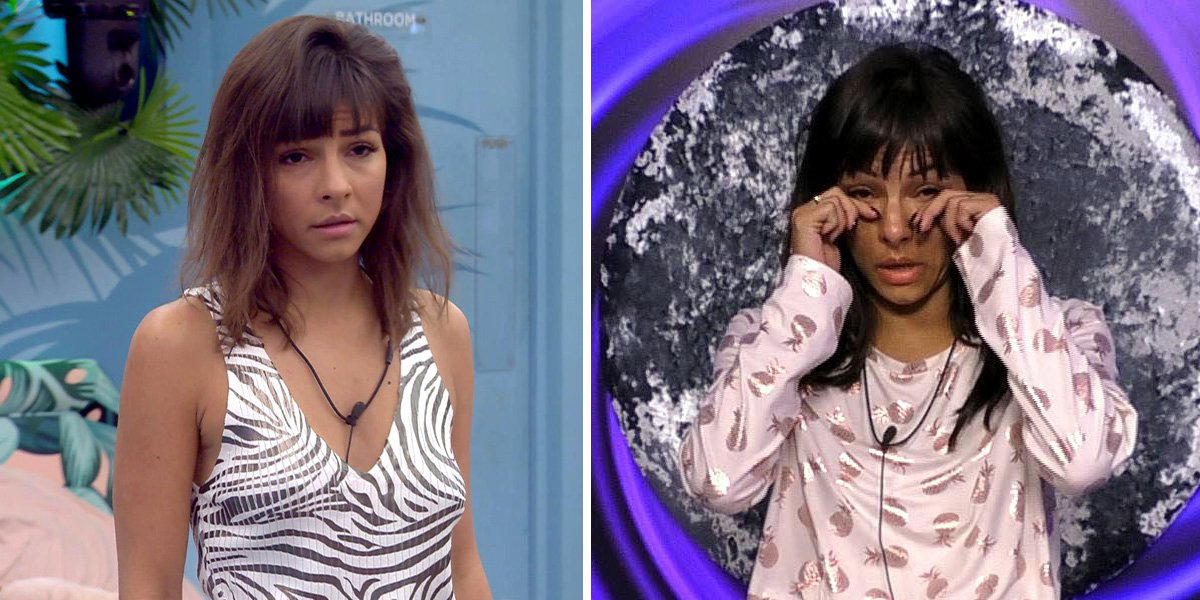 Roxanne Pallett quits Celebrity Big Brother after accusations against Ryan Thomas