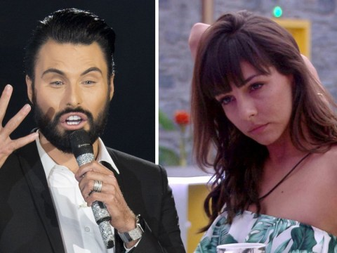 Rylan Clark-Neal demands Celebrity Big Brother house sees footage of Roxanne and Ryan's 'punch'
