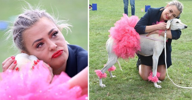 Lisa Armstrong talks about her dog