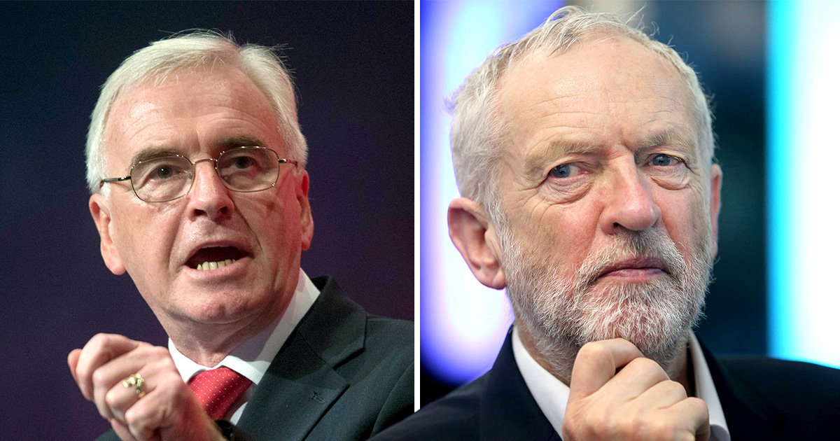 Labour MPs 'plotting vote of no confidence in Jeremy Corbyn'
