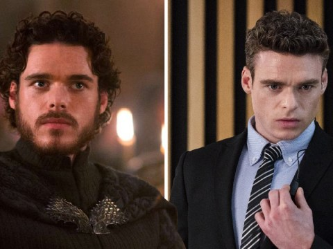 Bodyguard star Richard Madden reveals he got paid 'f*** all' to play Robb Stark in Game of Thrones