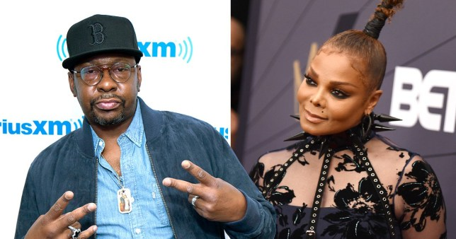 Bobby Brown kicks Janet Jackson out of bed in biopic