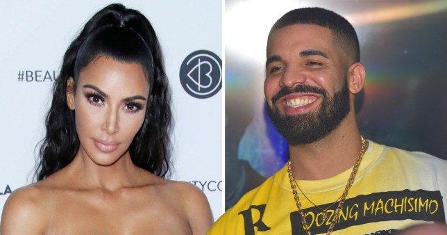 Kim says the Drake rumour is BS