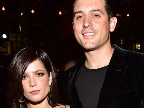 G-Eazy celebrates 'getting back together' with Halsey by buying $30,000 grills