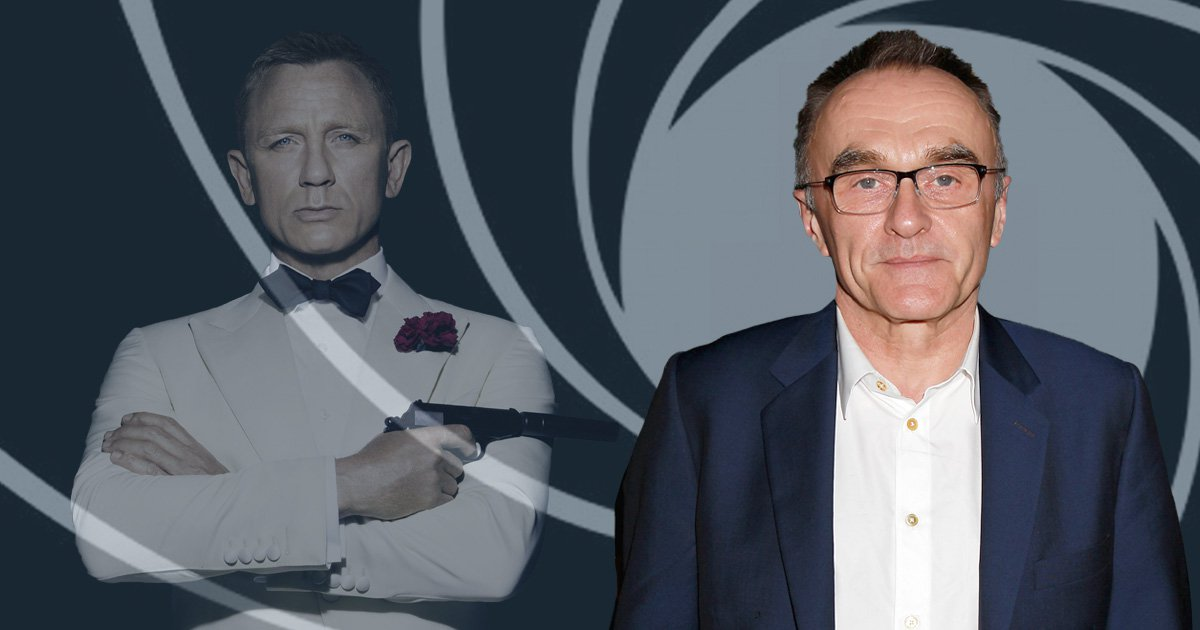Danny Boyle quit James Bond 25 because he refused to work with another writer