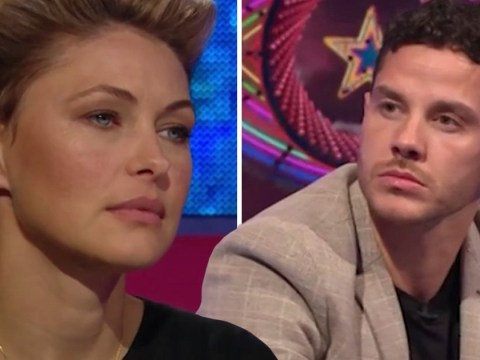 Scott Thomas thanks Emma Willis for 'not holding back' after she went in on Roxanne Pallett during CBB interview