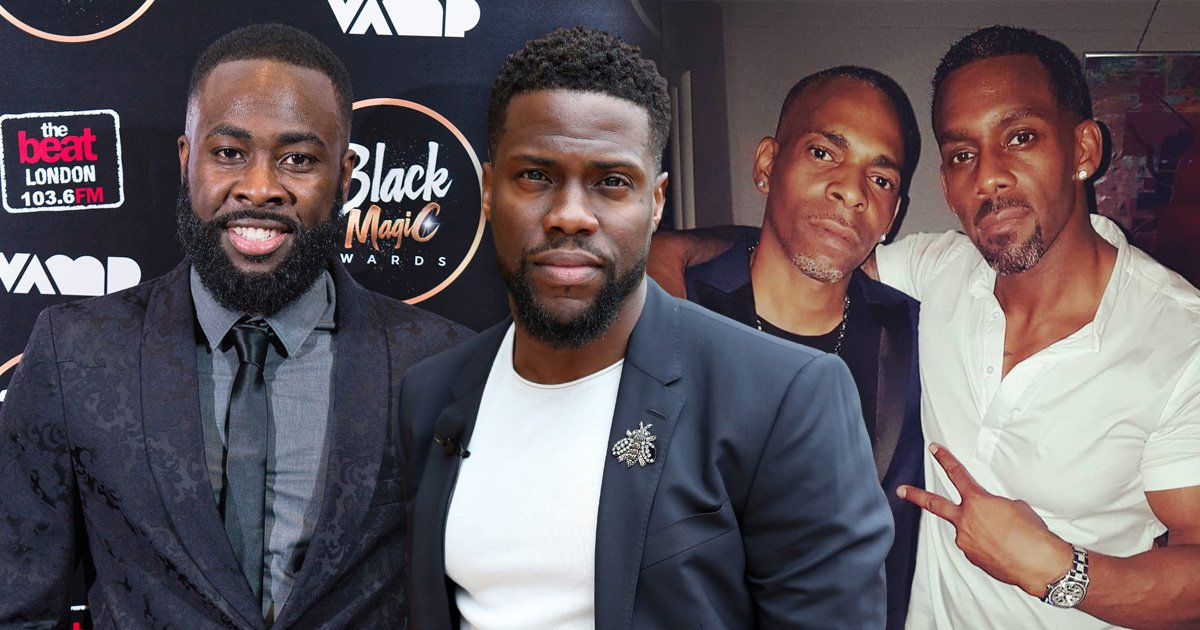 Kevin Hart C Has Announced Plans For Comedy Specials For Kojo Anim Richard Blackwood And Slim Picture Rex Instagram