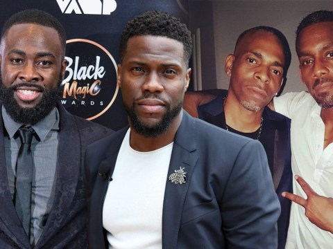 Kevin Hart 'wants to give back' to UK comics who inspired him with bumper roles on his US comedy specials