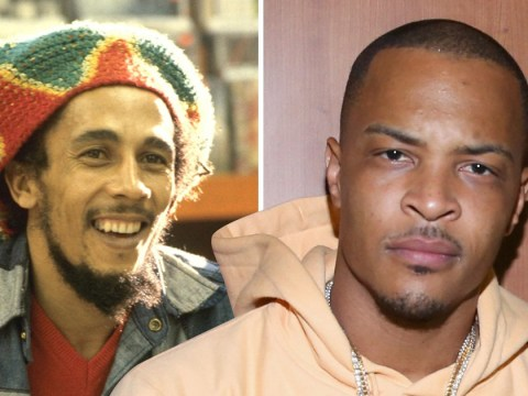 Rapper T.I claims Bob Marley was assassinated by CIA agent who infected reggae star's toe with cancer