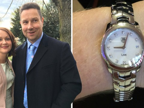 Can you help this widow who lost watch gifted by late husband on wedding day?