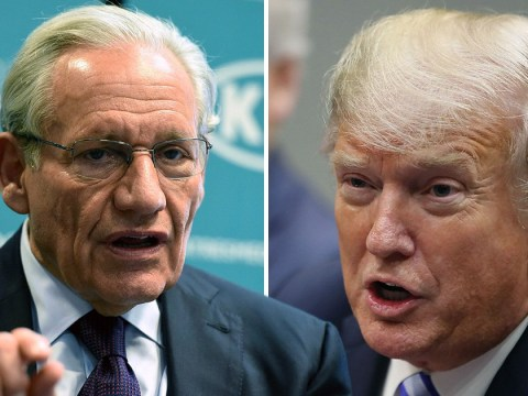 Donald Trump phone call with Bob Woodward ahead of book release