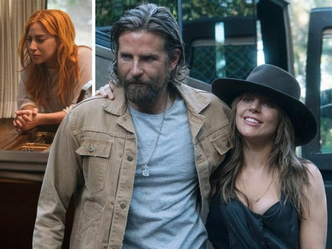 Bradley Cooper and Lady Gaga look incredible as new pictures from A Star Is Born are released