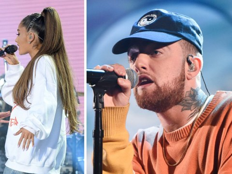 How the Ariana Grande lyrics on her Thank U Next album reference Mac Miller
