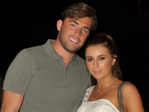 Dani Dyer reveals first time in bed with Jack Fincham 'wasn't that bad' as couple head out in Dublin