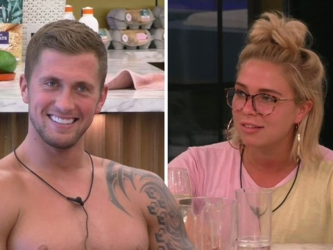 Celebrity Big Brother's Jermaine Pennant accuses Dan Osborne of 'man-marking' Gabby Allen