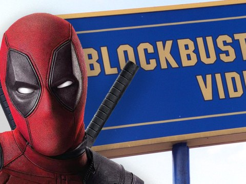 This is not a drill – Deadpool is bringing Blockbuster back to life again