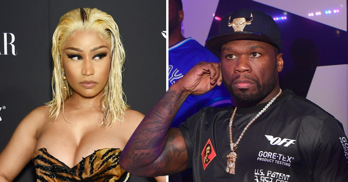 50 Cent has his own thoughts on the Cardi B and Nicki Minaj fight