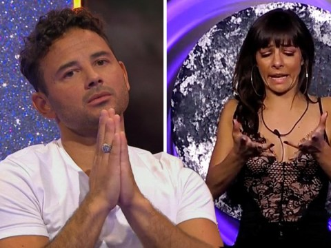 Ryan Thomas is over talking about Roxanne Pallett's 'punchgate' as he gushes about girlfriend Lucy Mecklenburgh