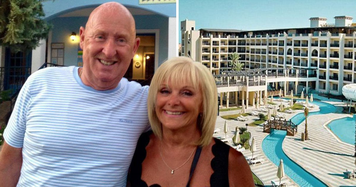Toxic 'farm-strength' insecticide sprayed in hotel hours before British tourists died