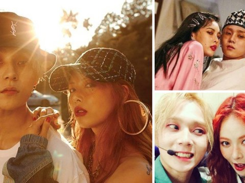 Inside PENTAGON's E'Dawn and HyunA's relationship as they're axed from music label