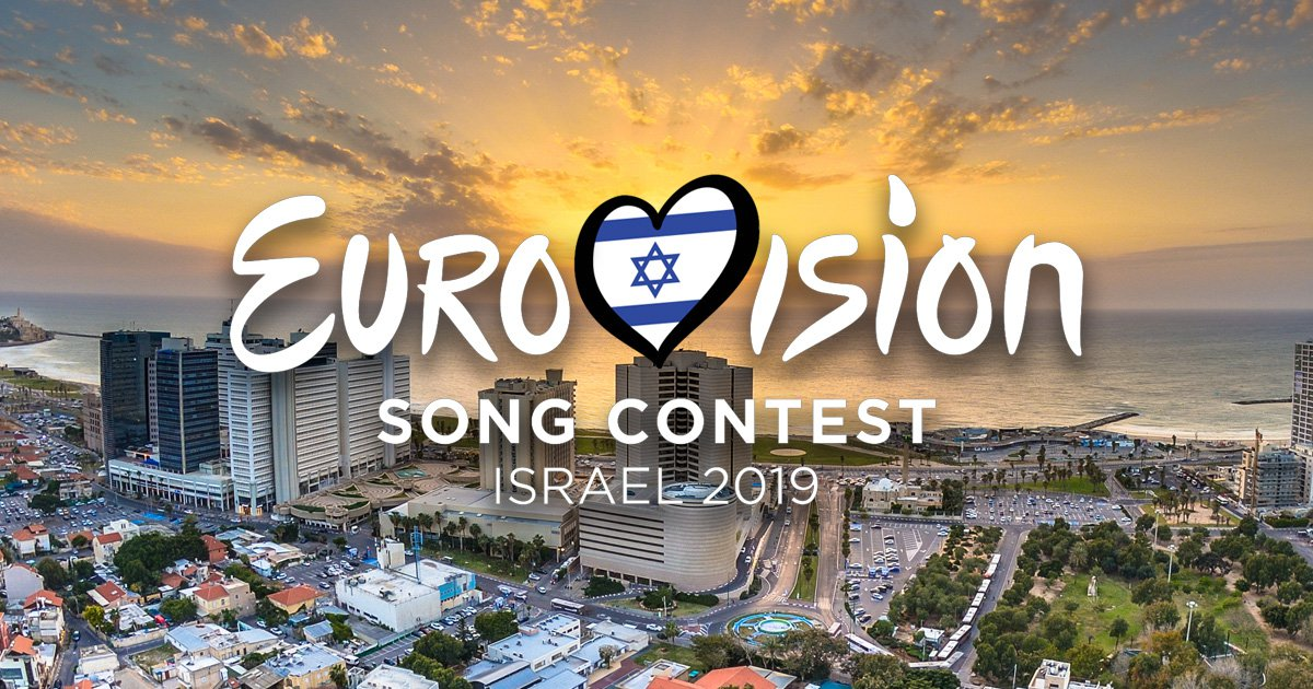 When and where is the 2019 Eurovision Song Contest taking place?