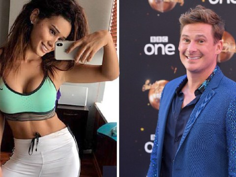 Lee Ryan, 35, 'secretly messaging stunning Kazakhstani model, 22' between Strictly rehearsals