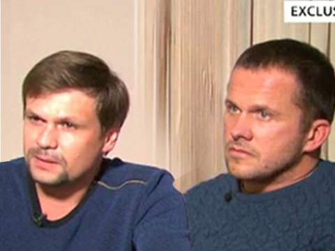Glaring errors in Novichok suspects' story after claims they visited on holiday