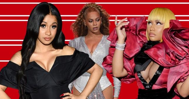 Beyonce picks a side in Cardi B v Nicki beef