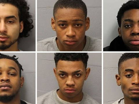 Drill music gang jailed nearly 15 years after one of their own almost bled to death