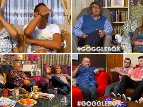 Gogglebox families were not here for Wanderlust's graphic sex scenes – and their reactions are priceless