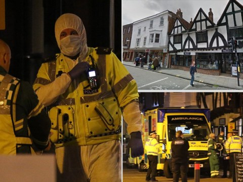 Couple fall ill at restaurant in city hit by Novichok poisonings