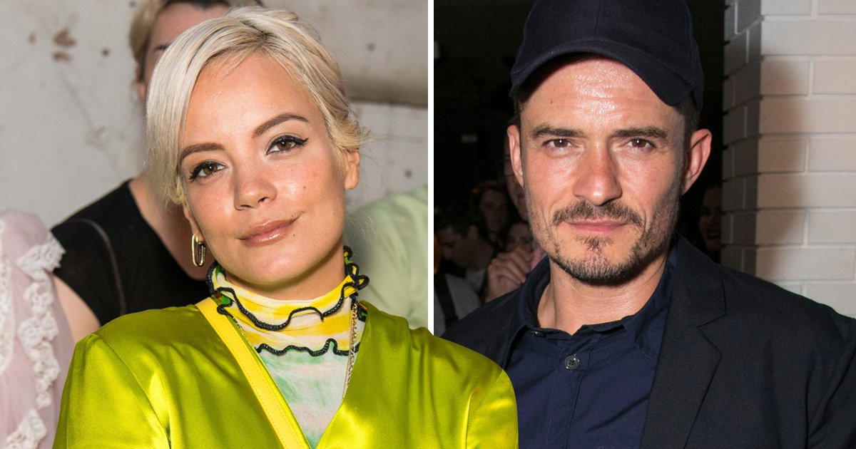 Lily Allen 'almost got with Orlando Bloom' at Halloween party – but was so drunk she passed out