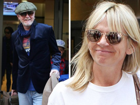 Zoe Ball 'chosen to replace Chris Evans on BBC Radio 2' over breakfast show rival Sara Cox