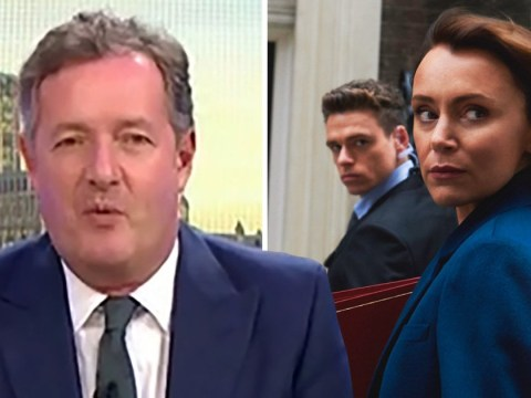 Piers Morgan is still going on about Bodyguard theory as he refuses to accept fate of Julia Montague