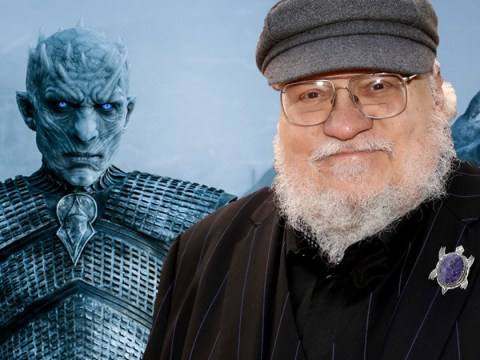 George R.R. Martin wore a Game Of Thrones reference to the Emmys – but did you see it?